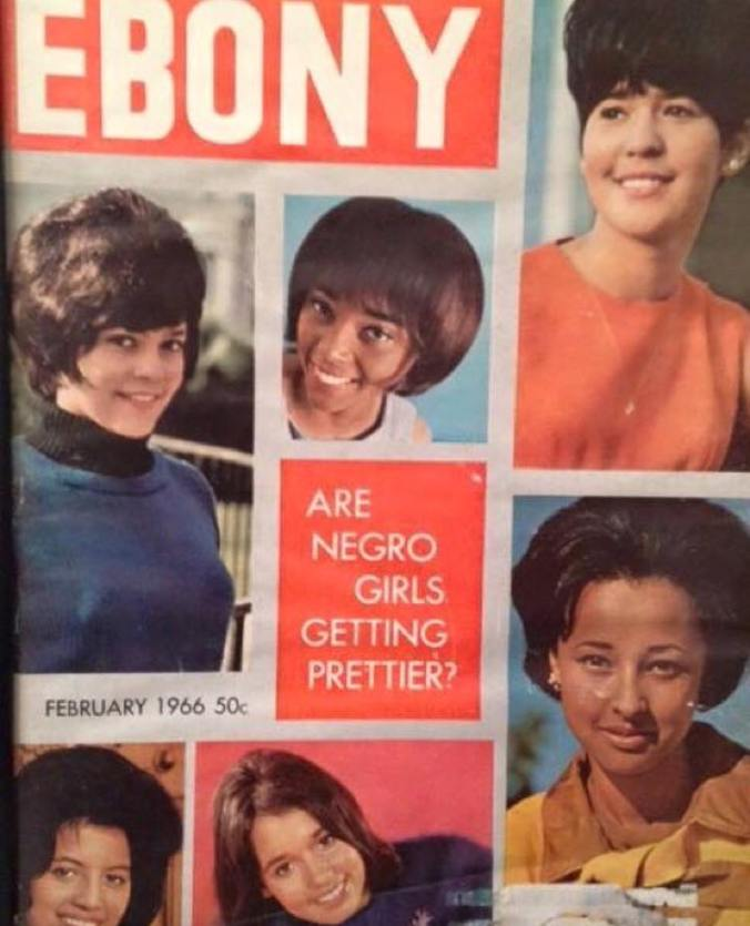 1966 Ebony cover