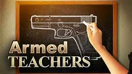 armed teachers