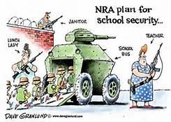 gun cartoon schl