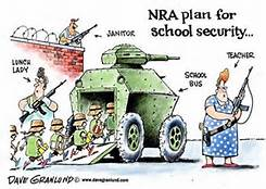 gun cartoon schl